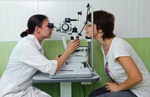 Офтальмология в Клинике Здоровая семья