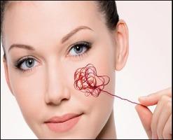 Радиоволновая электрокоагуляционная ручка для удаления купероза на коже лица